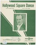 Hollywood square dance /