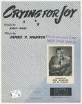 Crying For Joy