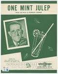 One Mint Julep