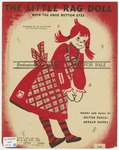 The Little Rag Doll: With The Shoe Button Eyes