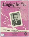 Longing For You: Based on the Oscar Straus