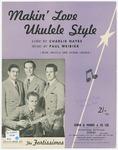 Makin' Love Ukulele Style