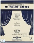 An English Garden : From Emile Littler's