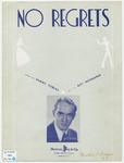 No regrets /