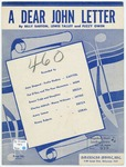 A Dear John Letter