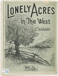 Lonely Acres : In The West