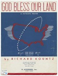 God bless our land :   a patriotic prayer : for voice and piano /