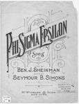 Phi Sigma Epsilon