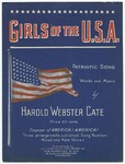 Girls of the U.S.A. :   patriotic song /
