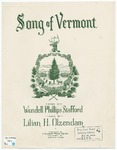 Song Of Vermont