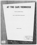 At the Cafe Viennoise