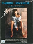 Flashdance . . . What a Feeling