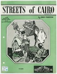 Streets Of Cairo: or