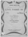 Love Passes By