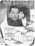 Wings : Love Theme of the Paramount Picture