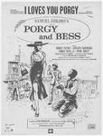 I Loves You Porgy