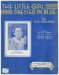 The Little Girl Dressed In Blue
