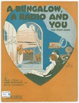 A Bungalow - A Radio - And You! : Fox - Trot Song