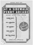 At a Sidewalk Penny Arcade