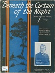 Beneath the Curtain of the Night : Ninfa de Ojos Brujos
