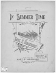 In Summer Time : Waltz Song