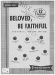 Beloved, Be Faithful