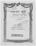 Good - Bye Love