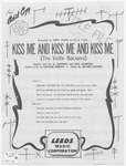 Kiss Me And Kiss Me And Kiss Me : Tre Volte Baciami