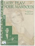 Lady Play Your Mandolin