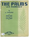 The Palms: Les Rameaux