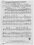 My Dear: Waltz Song