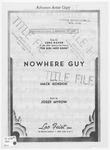 Nowhere Guy