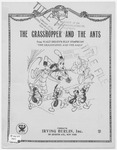 The Grasshopper And The Ants : From the Walt Disney Silly Symphony