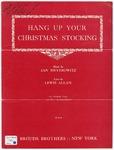Hang Up Your Christmas Stocking