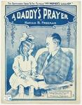 A Daddy's Prayer