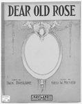Dear Old Rose