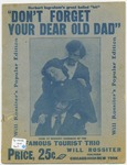 Don't Forget Your Dear Old Dad