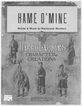 Hame O'Mine : A Scottish Song