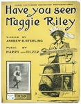 Have You Seen Maggie Riley?