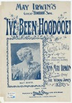 I've Been Hoodoo'd : Comic Song & Refrain