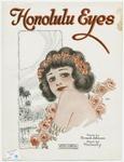 Honolulu Eyes : Yeux Honolulu