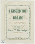 I Kiss'd You In A Dream : Song And Chorus