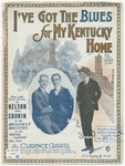 I've Got The Blues For My Kentucky Home : Kentucky Blues