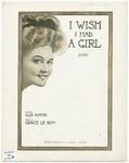 I Wish I Had A Girl