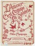 L'Amour C'est Comme La Salade : Chanson Comique