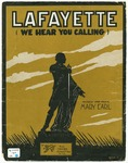 Lafayette : We Hear You Calling