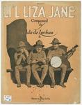 Li'l Liza Jane : Southern Dialect Song