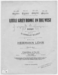 Little Grey Home In The West : Song