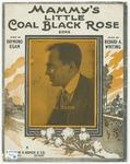 Mammy's little coal black rose :   song