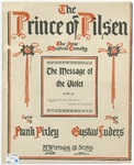 The message of the violet :   song